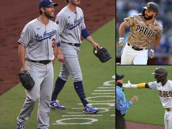 Red Sox-Yankees Is Dead. Dodgers-Padres Is Our New King