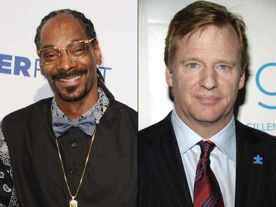 Snoop Dogg Wants To Do This Year's Super Bowl Half Time Show With Dr. Dre, Eminem, 50 Cent, And Kendrick Lamar