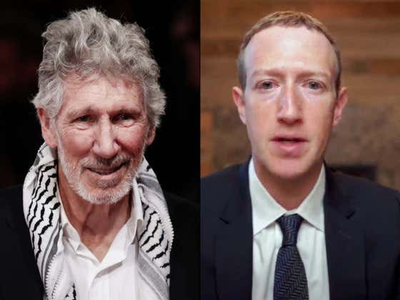 """Pink Floyd's Roger Waters Told Mark Zuckerberg To Go Fuck Himself, And That He Couldn't Use """"Another Brick In The Wall"""" For """"Facebook's Bullshit"""""""