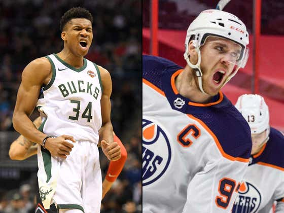 The Player From Each Sport I Want To See Live And In Person