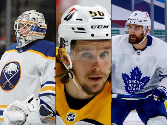 Foligno... Ullmark...  Haula... Talk About DEPTH... B's Bolster Their Lineup With A Flurry Of FA Signings