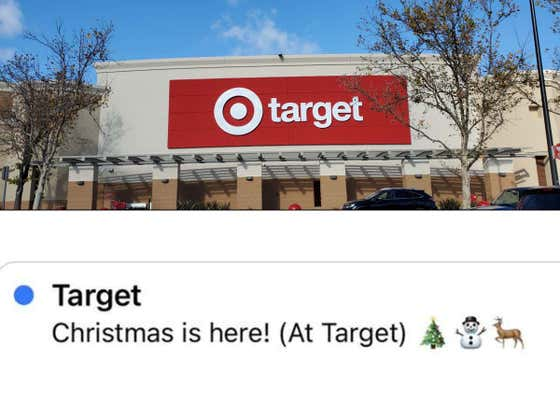 Target Needs To Calm The Fuck Down