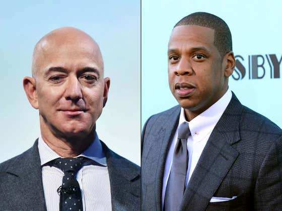 The Denver Bronco's Will Be For Sale Next Year And Rumors Are Jay-Z Or Jeff Bezos Will Be The One Buying Them