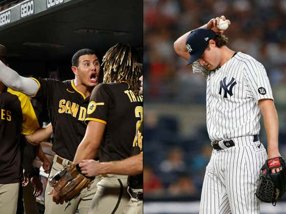The Padres Missing The Playoffs Would Be The Most Surprising Story Of The Season