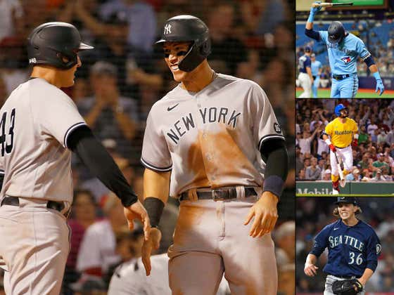 The American League Wild Card Race Is Turning Into The Royal Rumble