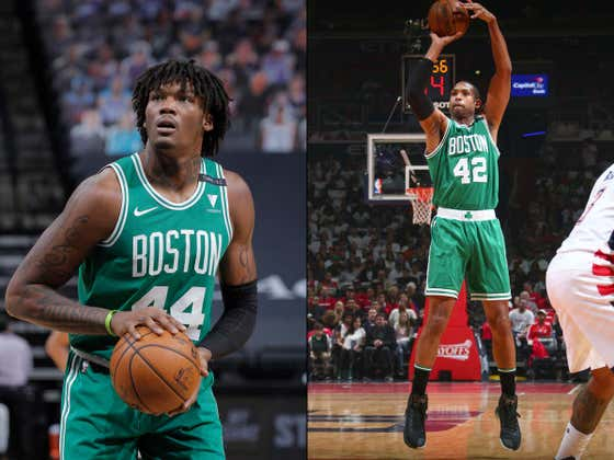 What Ime Udoka Ultimately Does With Robert Williams And Al Horford Is His First Big Challenge As Head Coach