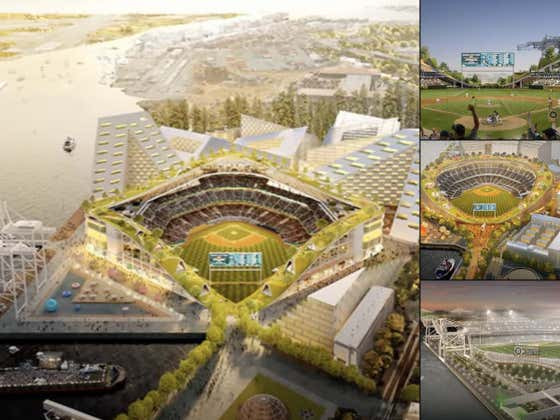 The City of Oakland Just Took a Massive Step To Keeping The A's After a Vote Approved Funding For Their Multi-Billion Dollar Waterfront Ballpark