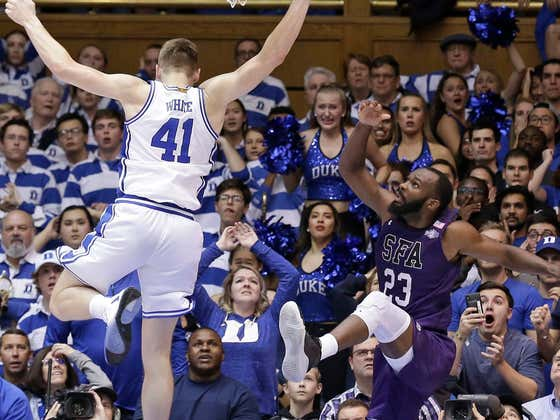 Wake Up With Every Buzzer Beater From This Past College Hoops Season