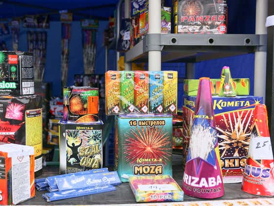 A Fireworks Store Owner Tells Me Why There Have Been So Many Early Fireworks Lit Off