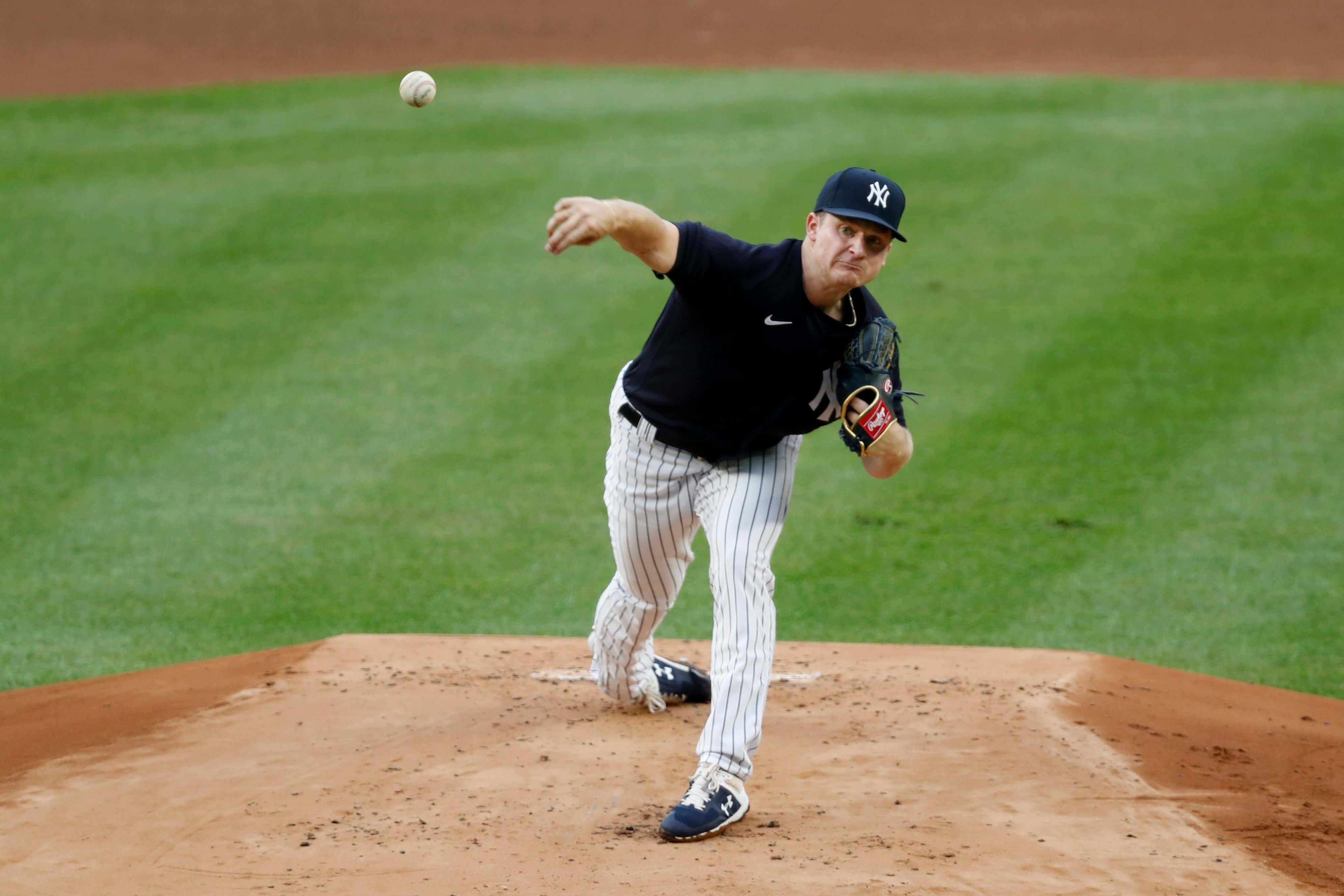 Yankees Baseball, New York, United States - 06 Jul 2020