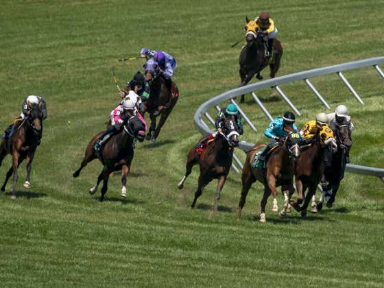 Let's Hit The Middle Pick Four At Parx This Afternoon + Best Bets of the Day
