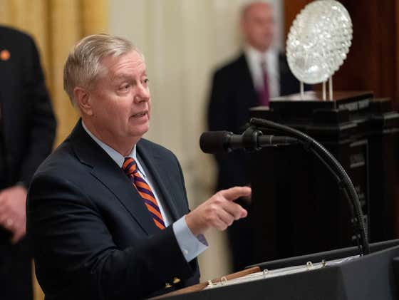 Senator Who Does Not Understand How College Sports Work Says 'We Cannot Have a Bidding War Over Recruits' During NIL Hearing