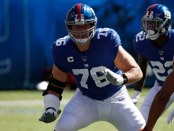 Nate Solder Has Opted Out Of The 2020 NFL Season