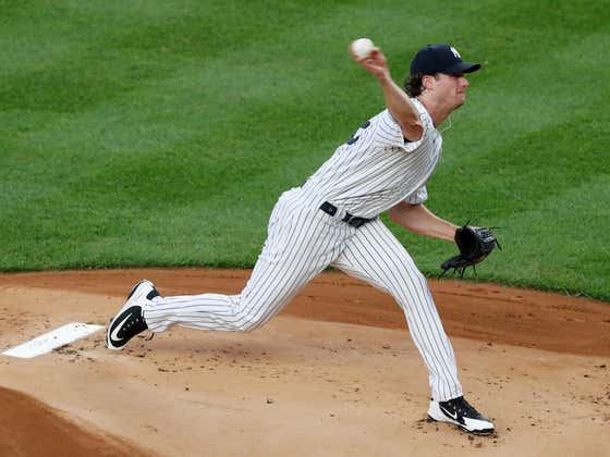Gerrit Cole is 3-0 as a Yankee Through 3 Starts And Still Hasn't Come Close To Looking Like Himself