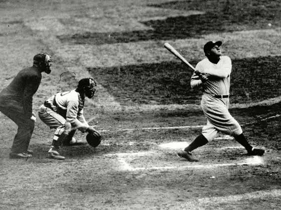 Did You Know That Babe Ruth Is Still Playing Baseball Right Now?
