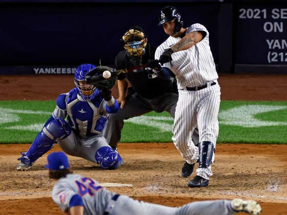 The Yankees Are Bringing Back Gary Sanchez Next Season And It's The Right Move Whether You Like It Or Not