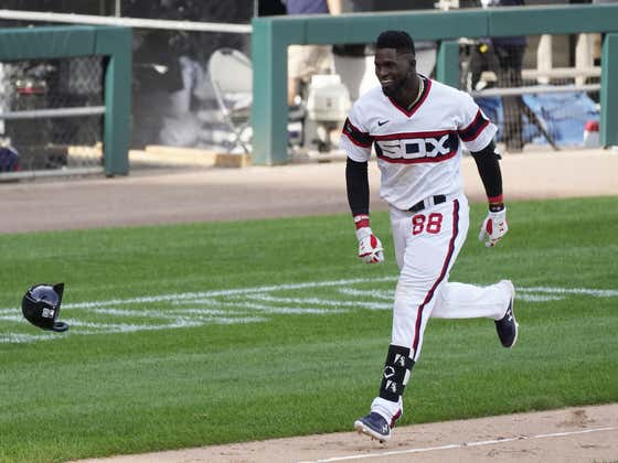 Luis Robert Tears His Hip Flexor And I Want To Puke My Brains Out