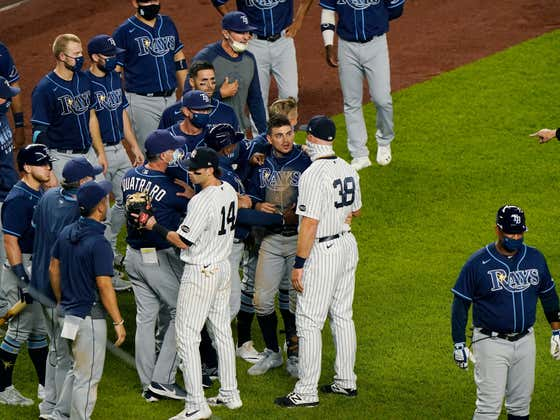 The Yankees and Rays Are Sharing The Same Hotel For The ALDS Despite Absolutely Fucking Hating Each Other