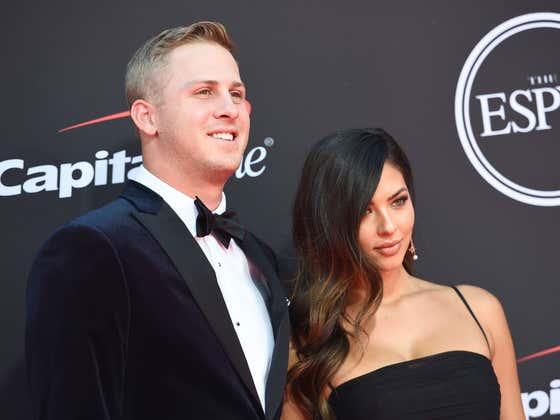 Better NFL Kickoff Instagram Post: Olivia Culpo For Christian McCaffrey Or Christen Harper For Jared Goff?
