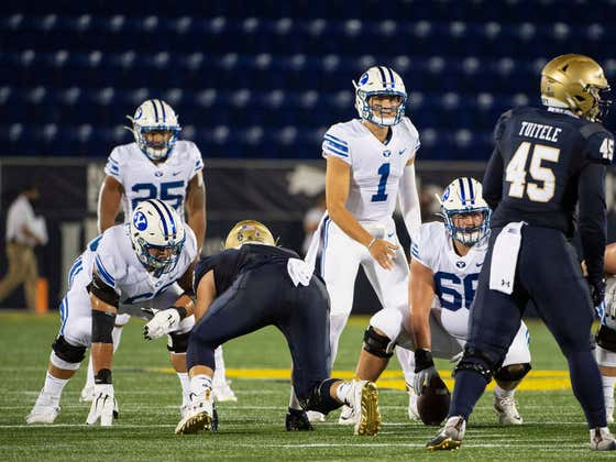 The Mormon God Gave BYU's Football Team COVID Because They Were **Gasp** Gambling
