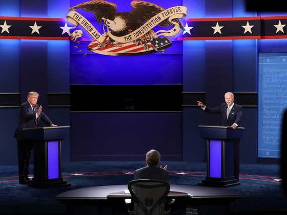 Hard Factor 9/30: Presidential Debate Recap, and Other Horrific Tales