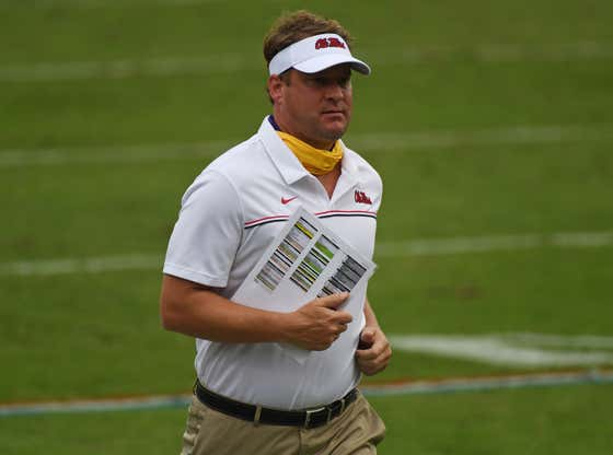 Did Lane Kiffin Flush the Toilet While on the SEC Coaches Teleconference?