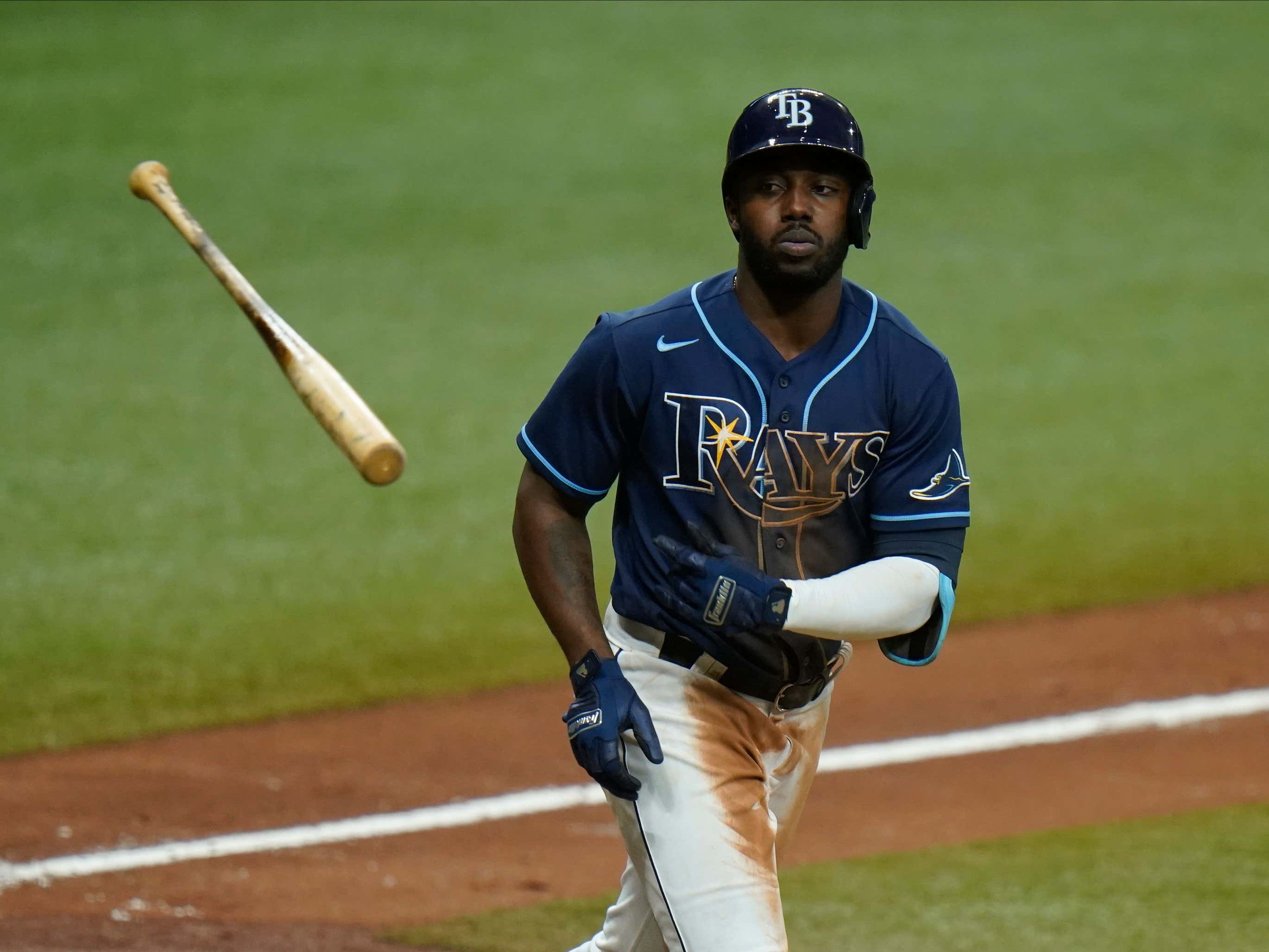 rays breakout star randy arozarena was asked about his favorite cuban baseball players so he named himself barstool sports rays breakout star randy arozarena was