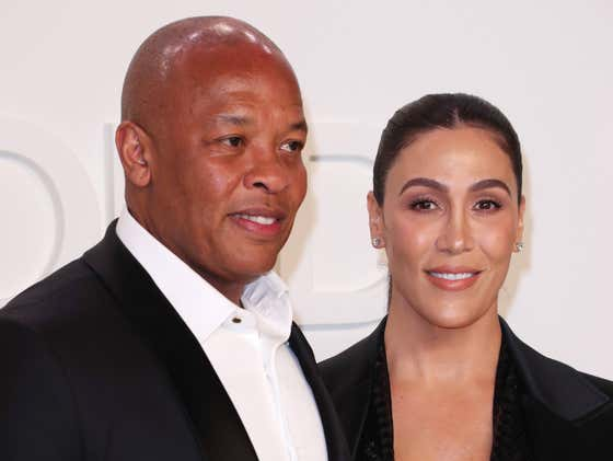 Uh OH. Dr Dre's Estranged Wife Who Asked For $2M Per Month In Divorce Settlement Is Under Investigation For Embezzling From Dre's Business