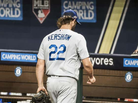Playoff Kershaw Does It Again and the Braves Are a Win Away From the World Series