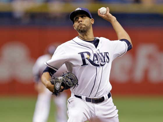 Wake Up With David Price Sending The Rays To The World Series