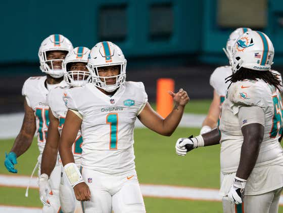 IT'S TUA TIME! The Dolphins Are Reportedly Making Tua The Starter After This Week's Bye (This Blog Is Much Better Than Nate's Blog)
