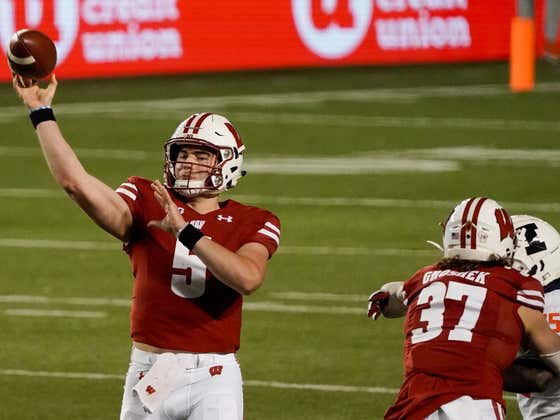 Wisconsin Has A Real Chance To Go Undefeated This Season