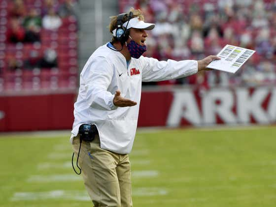 Lane Kiffin Wants to Pay His $25,000 Fine From the SEC in Pennies