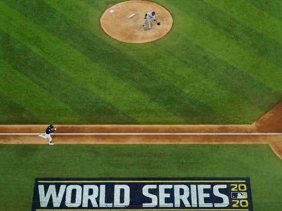 Rob Manfred Is Open To a Neutral Site World Series Moving Forward - It's Time To Fire This Man Before He Completely Ruins The Sport