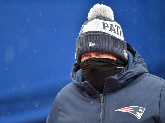 The Belichick Haters are Not Passing on the Opportunity to Kick Him When He's Down