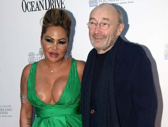 """In What May Be One Of The Meanest Insults Of All Time, Phil Collins' Ex-Wife Says, """"Philip's Stench Became So Pervasive That He Became A Hermit"""""""