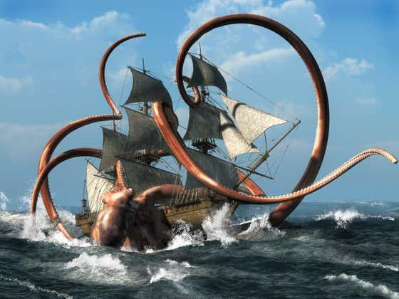 Kraken Up!