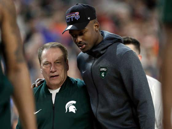 Pretty Damn Amazing That Joshua Langford Has Been Named A Starter For Michigan State After Two Years Of Injuries Nearly Made Him Quit Hoops