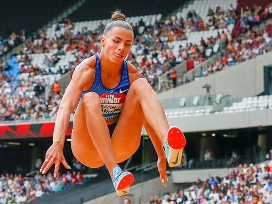 Meet Ukrainian Long Jumper Maryna Bekh-Romanchuk: A Challenger To Robin Bone For Olympic Hot Track Star