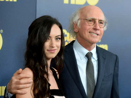 Cazzie David Talks About Her Relationship with her Father, Larry David