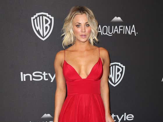 Kaley Cuoco Had To Be Taught How To Have Fake Sex For Her New HBO Show 'The Flight Attendant'