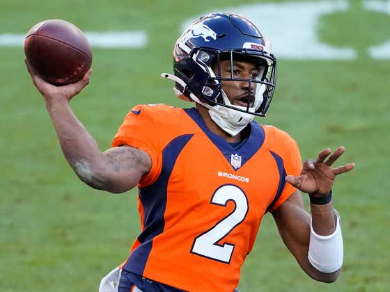 Broncos Emergency QB Kendall Hinton Called In To CCK To Talk About Being A Sacrificial Lamb