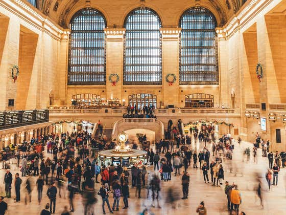 Is It Fair Game To Build A Secret Hangout Spot At Work? Three MTA Workers In Trouble After Their Grand Central Man Cave Is Uncovered.