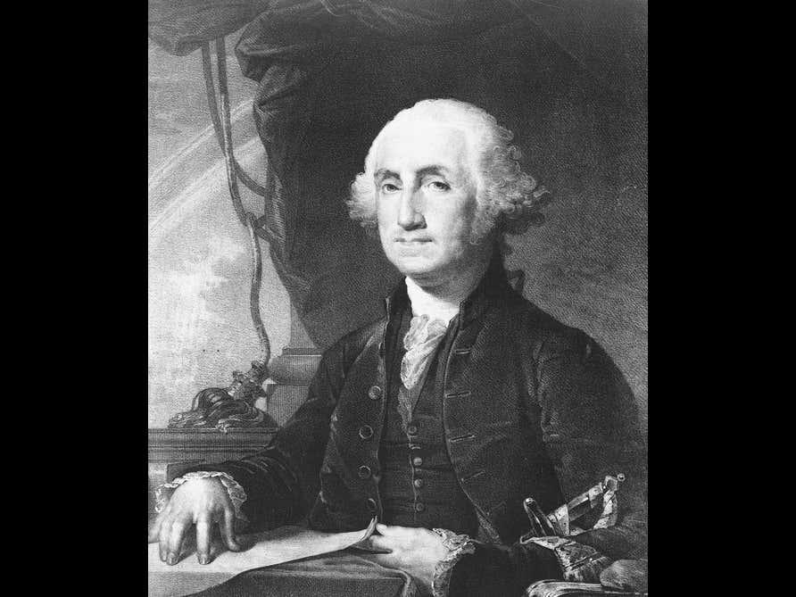What You Didn't Learn: George Washington Edition