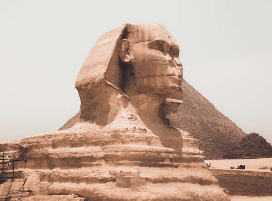Scientists Should Be Studying Egypt And Nothing Else Because That Place Is The Key To Everything