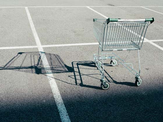 Shopping Cart Trick Shots Are The Next Great Olympic Sport