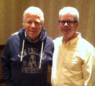 Me and Mr. Kraft