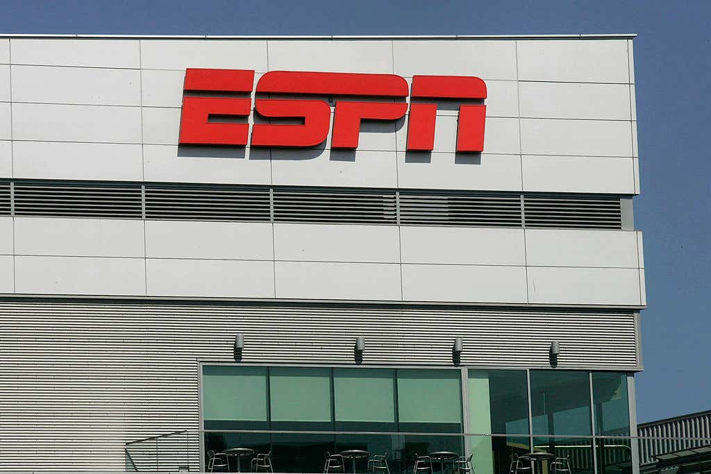 A New Poll Says Conservatives Are Overly Sick Of ESPN's Liberal