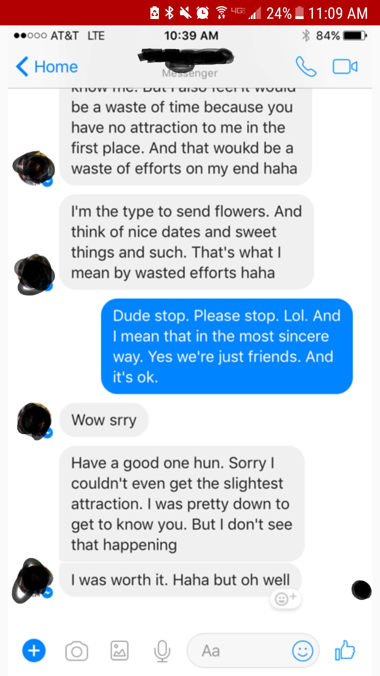 A 'Nice Guy' Tried To Pick Up A Chick Over DM, Got Her Number, And