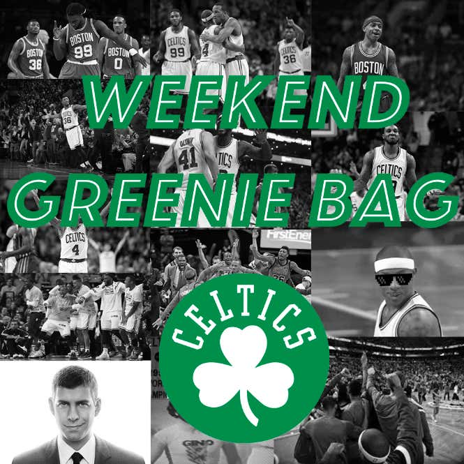 a18e8453b91 The Weekend Greenie Bag - Who The Hell Is To Blame For These Poor ...